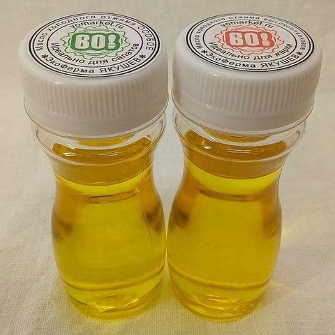 Дарим масло холодного отжима