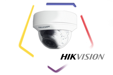 Производитель систем видеонаблюдения  — Hikvision