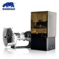 Wanhao Duplicator 7 — ремонт неисправностей — видео