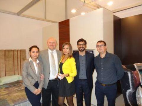 I Saloni Worldwide Moscow 2014. На выставке и за ее кулисами