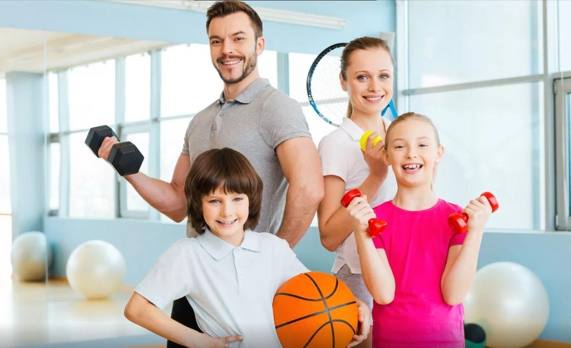 Программы коррекции питания при занятиях спортом