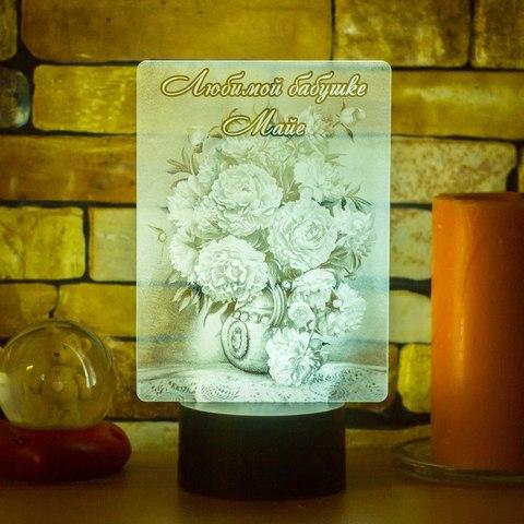 Светильник-открытка