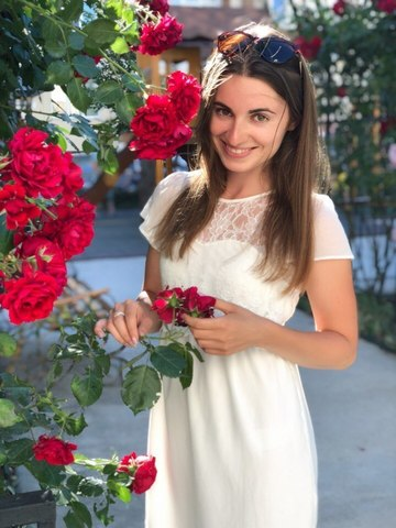 Екатерина Шиц,  18 апреля 2018 г.