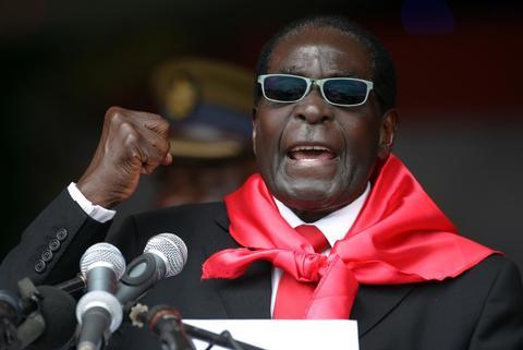Отставка Мугабе, президента Зимбабве, подталкивает биткоин к 17 тысячам долларов
