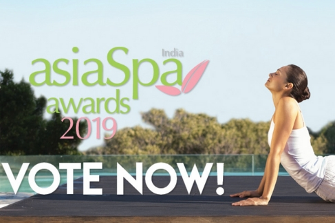 Голосуем! Khadi Natural в ASIA SPA INDIA AWARDS 2019