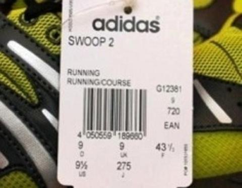 Как отличить оригинальные кроссовки  Adidas от подделки