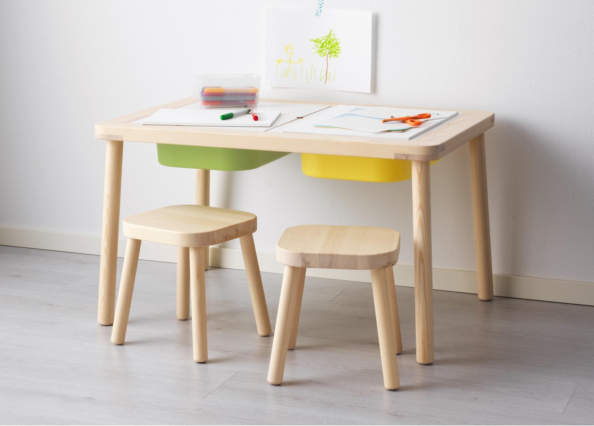 Какая мебель должна быть в детской комнате