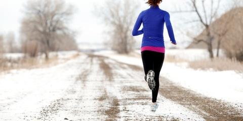 Пробежки зимой – 10 главных вопросов