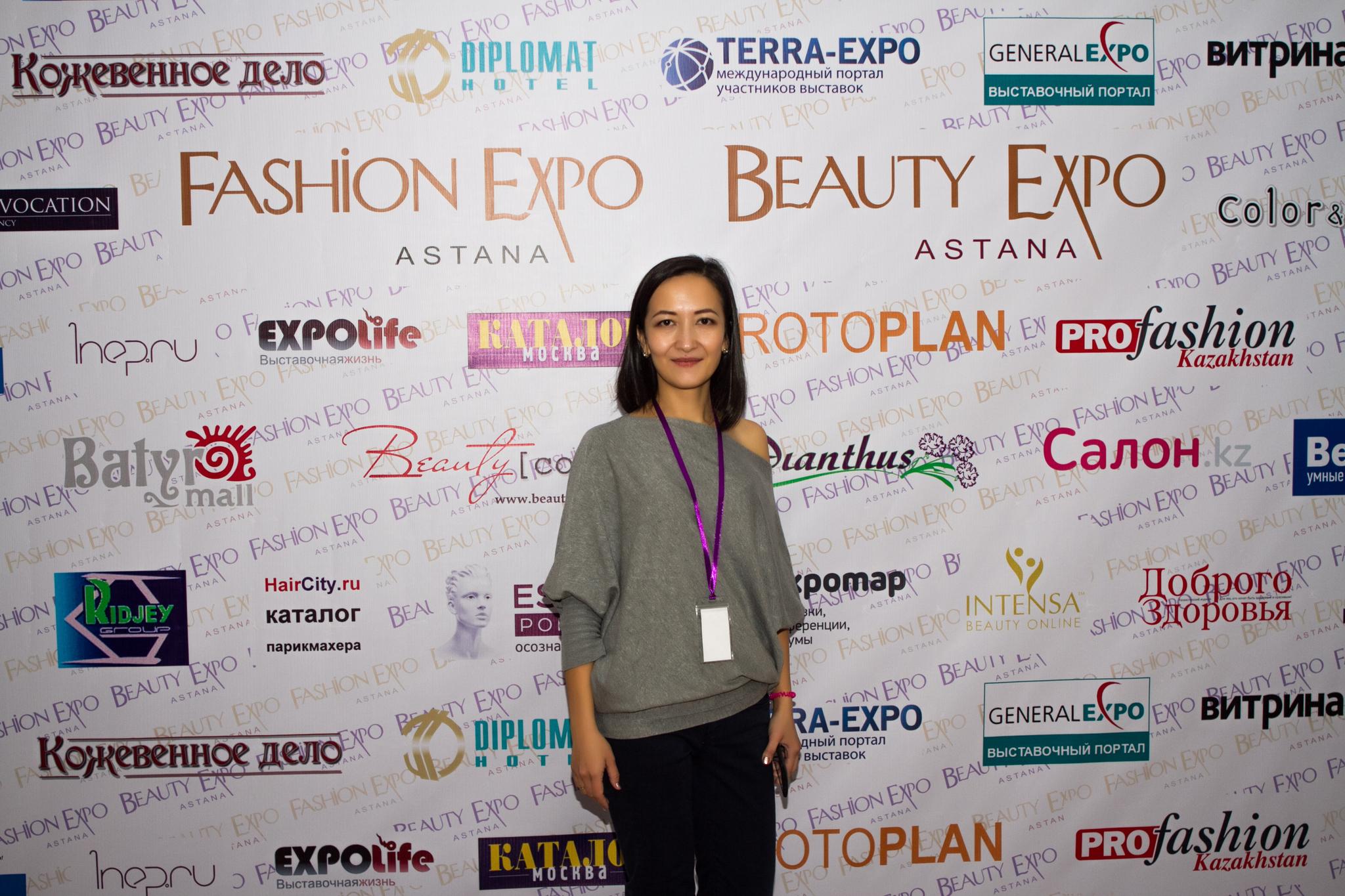 BEAUTY EXPO ASTANA 2016