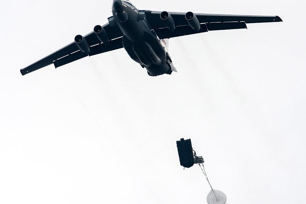 Передовые разработки в области парашютных систем