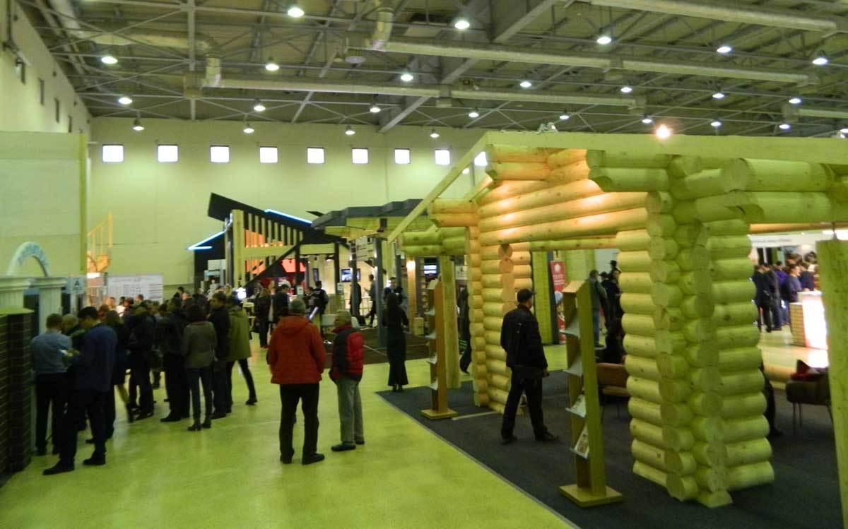 Завод «Cosmo Сваи» примет участие в выставке «Загородный дом»