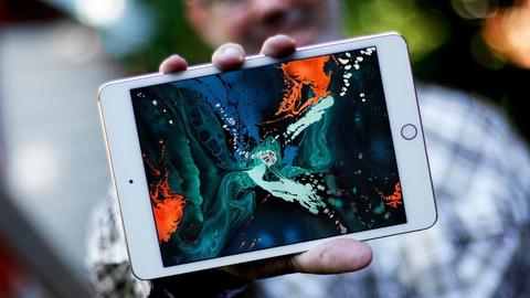 Apple iPad Mini 2019. Миниатюрный монстр