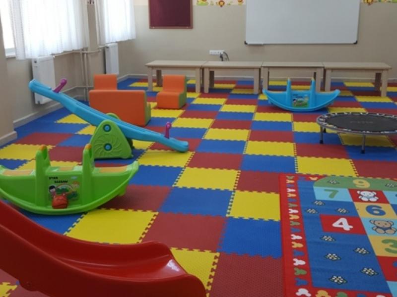 Оборудование спортзала в детском саду по фгос: делаем правильно