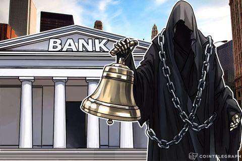 В конце концов, биткоин одержит победу, поэтому банкам уже стоит начать волноваться