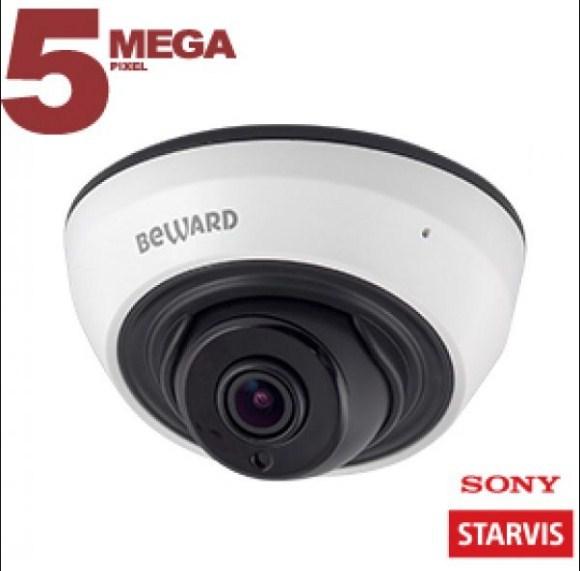Новинка! Профессиональная IP-камера Beward SV3210DR