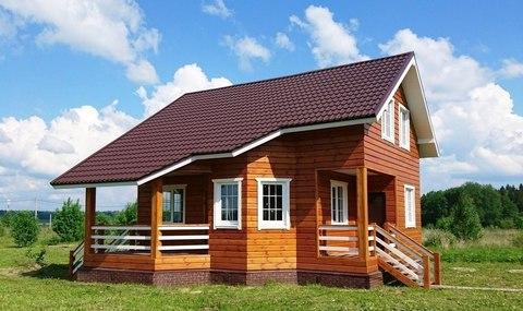 Уютный дачный домик на 120 кв.м