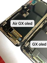 OLED дисплеи на айфон X