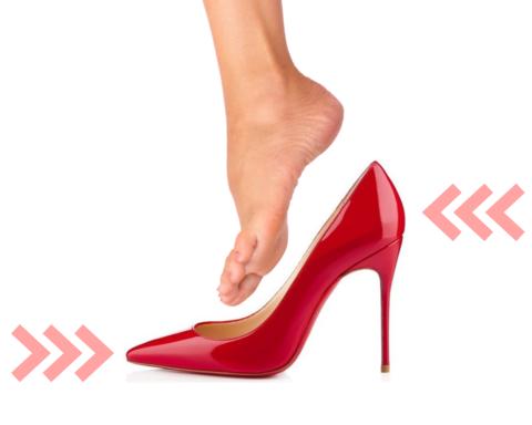 Обувь «болтается» и спадывает с ноги? Уменьшаем размер обуви легко и быстро с помощью вкладышей