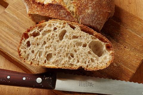 Картофельный хлеб на закваске