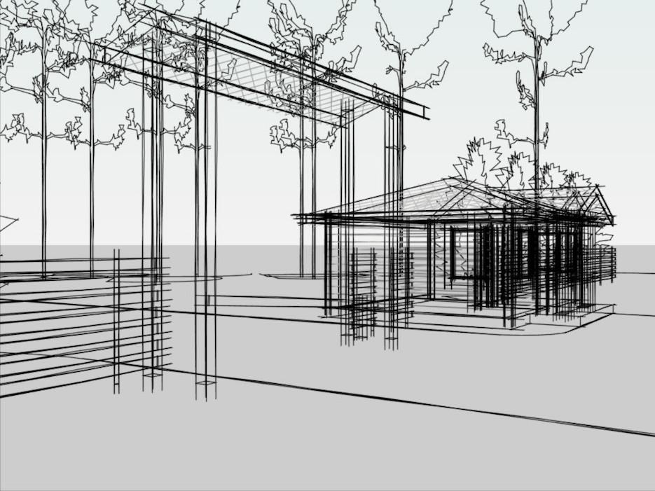 Develius Estate приступила к проектированию въездной группы «Усадьбы Романово»