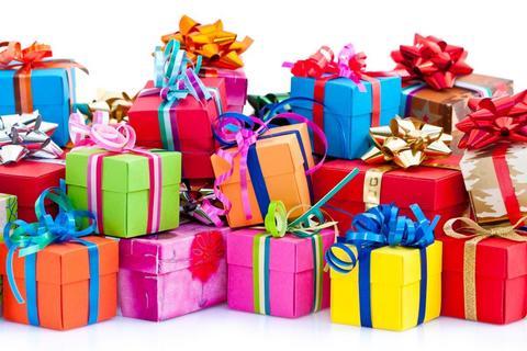 Подарки к празднику!