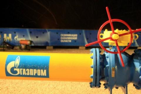 Доходы России от экспорта газа за два месяца выросли на 23%