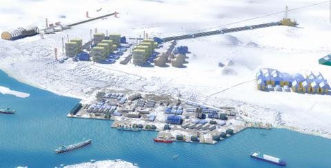 Огромные ресурсы Ямала и Гыдана позволяют НОВАТЭКу рассчитывать на 15% мирового производства СПГ