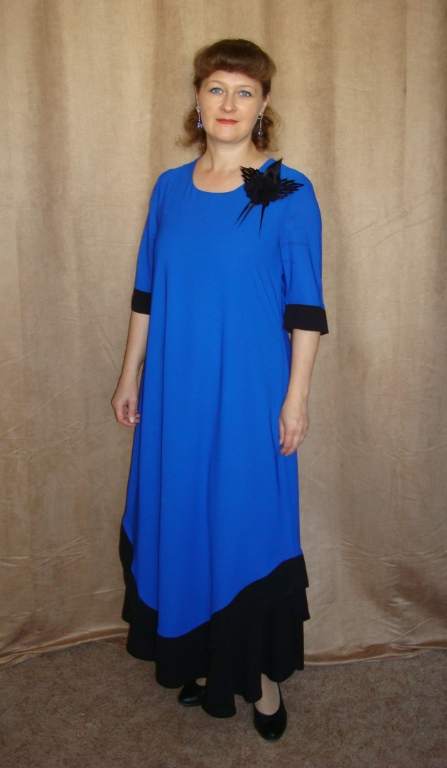 Отзыв о платье 4141 (2)