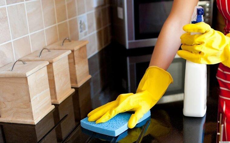 5 быстрых и простых рецептов для уборки дома (без химии).