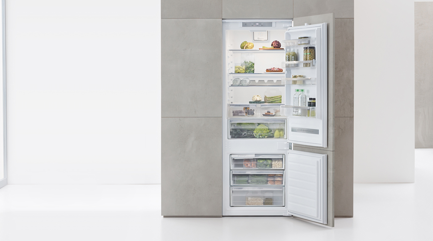 Холодильники Whirlpool серии SPACE400