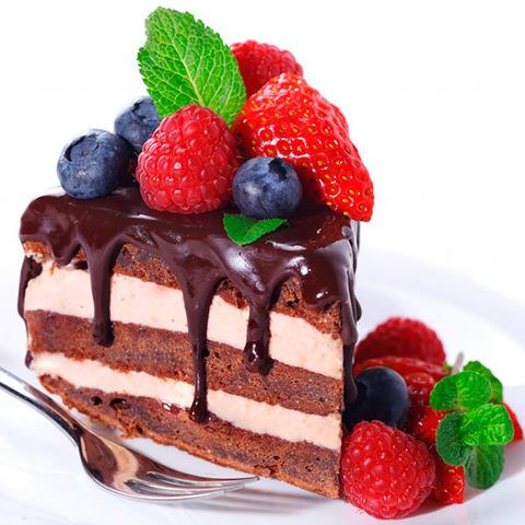 Вкуснейшие, низкокалорийные тортики для прекрасных дам!