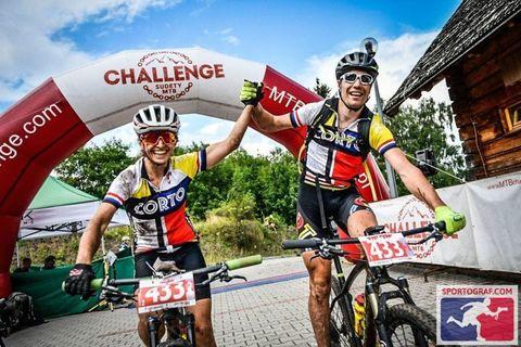 Corto Factory Team на Sudety MTB Challenge