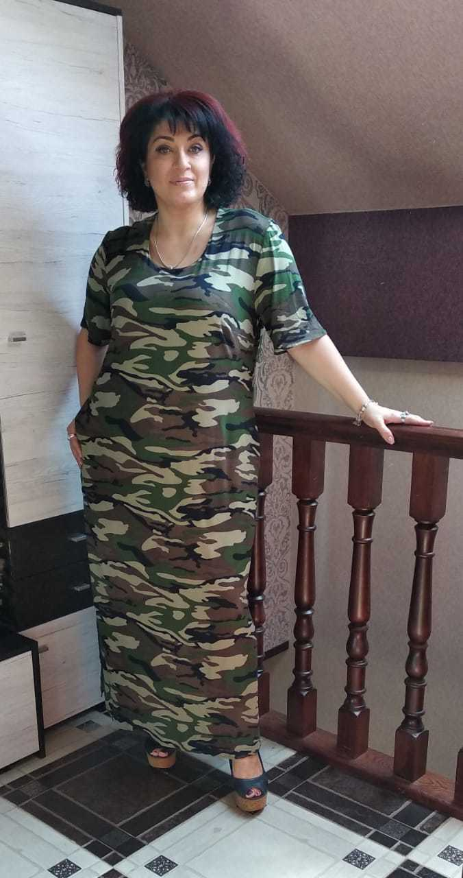 Отзыв о платье 5572