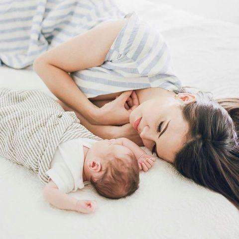 Постель для новорожденного – что взять в роддом