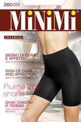 НОВИНКА!!! Теплые шортики с ворсом под платье или юбку MINIMI PIUMA 260 SHORTS