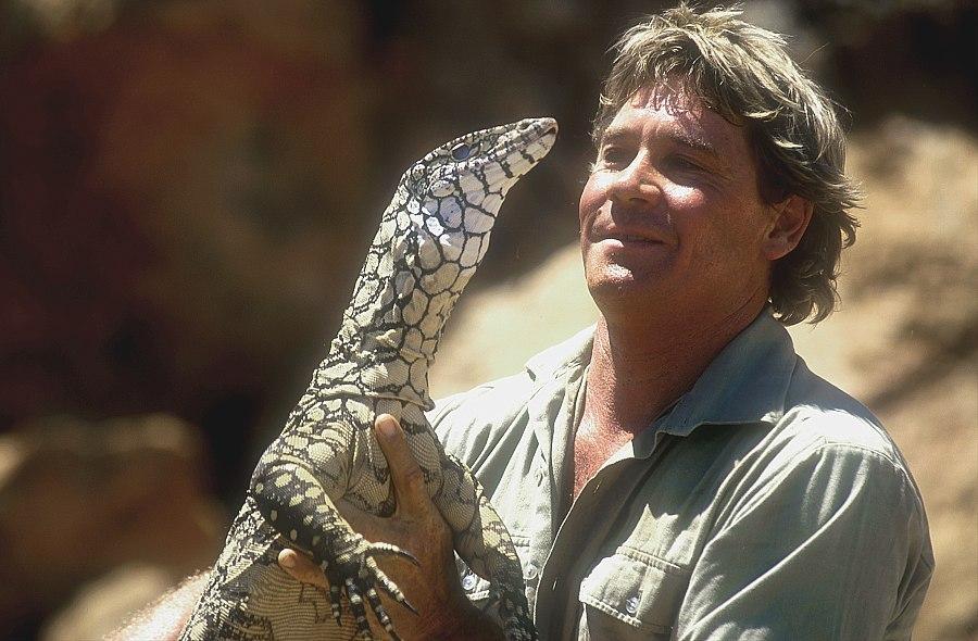 Стив Ирвин: охотник на крокодилов