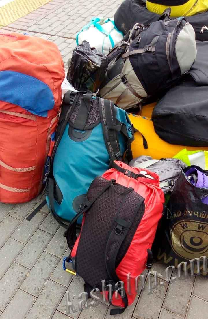 10 правил сборки рюкзака