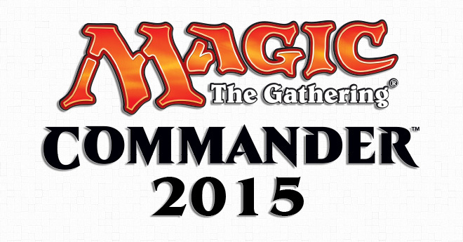 Предзаказ Commander 2015