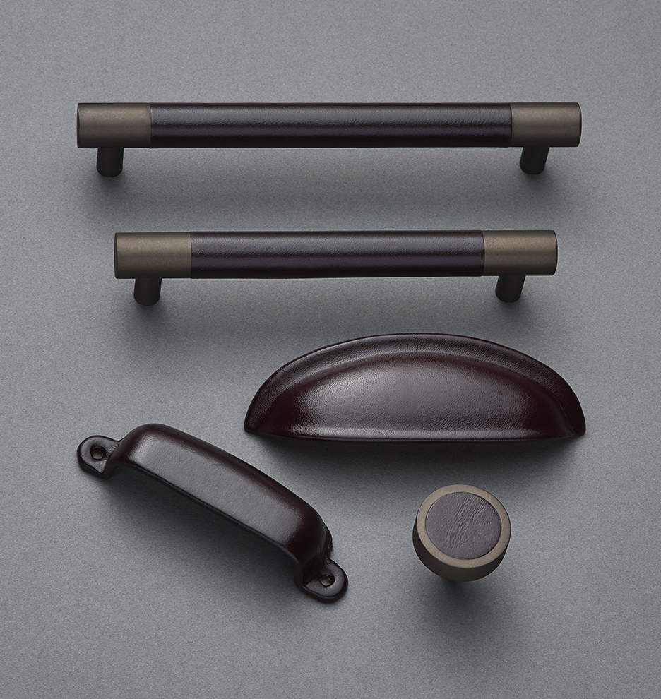 Какие ручки подходят для интерьера в стиле лофт?