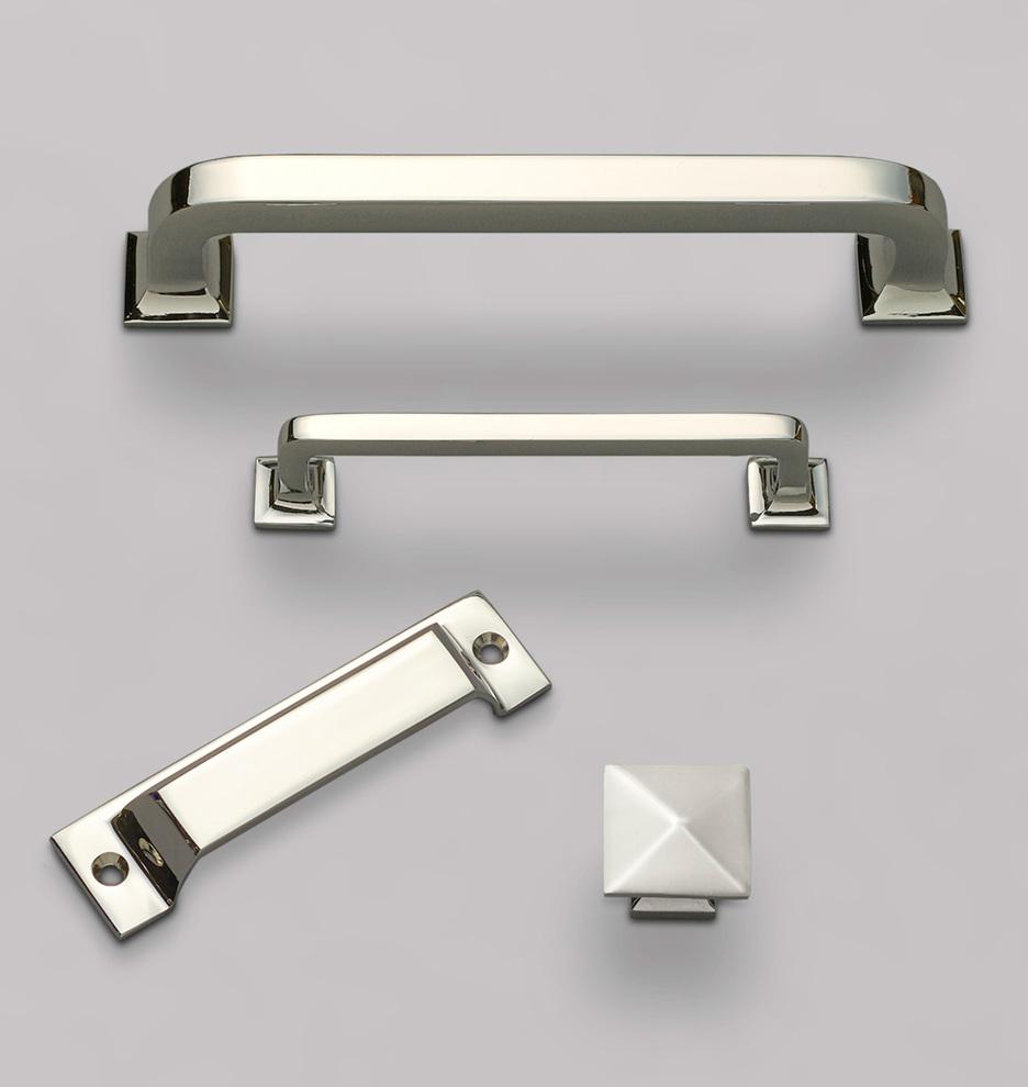 Как выбрать ручки для мебели? Особенности разных материалов.