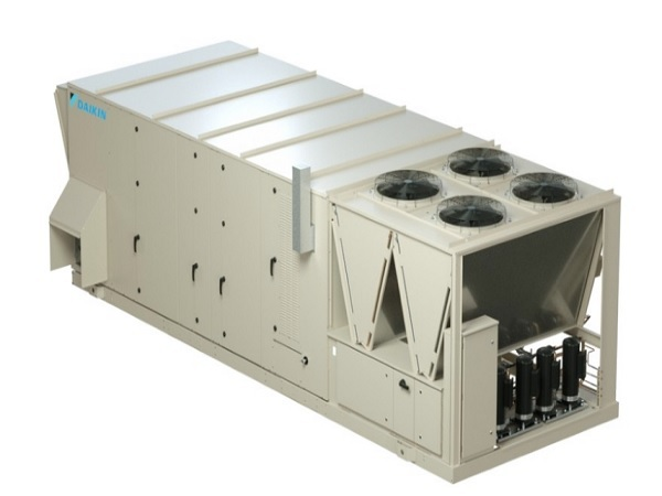 Daikin разработала кондиционер Rebel Applied крышной линейки