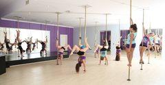 Шість причин, щоб почати Pole Dancing