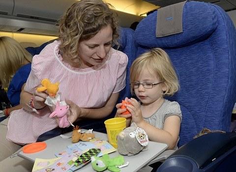 Отправляемся в путешествие с ребёнком за границу: ничего не забыли?