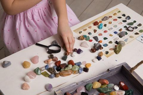 Чем полезны игры с натуральными камнями?