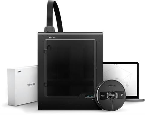 Новый 3D принтер Zortrax M300 c увеличенной рабочей камерой