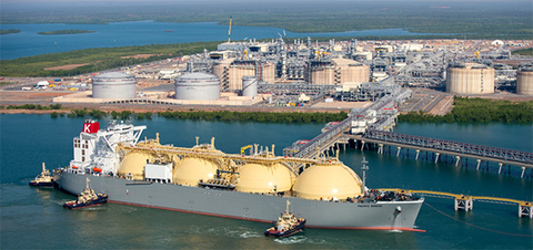 Total начала экспортные поставки СПГ с многострадального проекта Ichthys LNG в Австралии