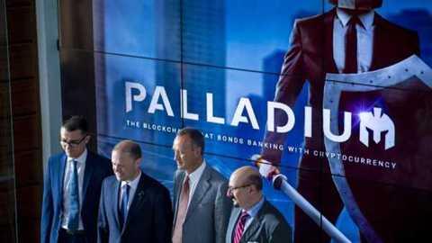 Palladium и Bittrex создали первое в мире ICCO