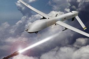 Ударный беспилотник для перехвата дронов
