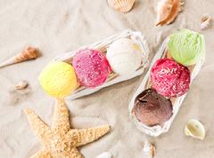 10 июня День Мороженого