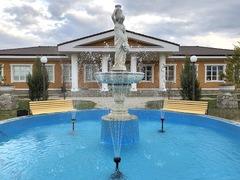 В «Романовском Парке» запущен фонтан